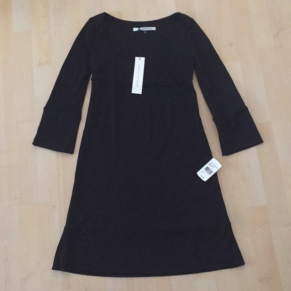 Diane Von Furstenberg Dresses & Skirts - New Diane Von Furstenberg Black Dress Size 2 #A